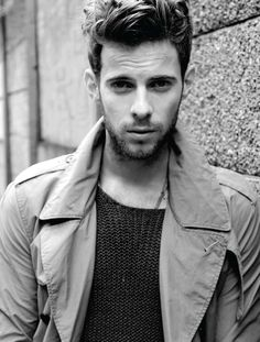 Luke Treadaway :He's not even my type but I do love him very much in 'You,Instead'.