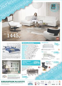 Mainonta - sanomalehti-ilmoitus