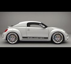 VW Beetle..I would love for this to be sitting, waiting for me to drive, in my driveway. It would be so much fun.