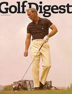 Golf Digest Arnold Palmer Tribute (September 2009)