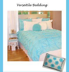 Teen girls love decorating their bedrooms.