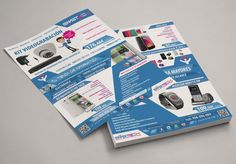 DISEÑO FLYERS CORPORATIVO SYSTECK