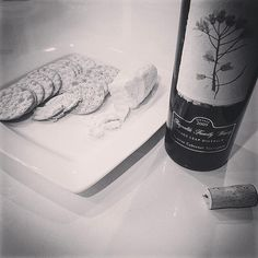 End of the day. Start of the week.  #Wine #Cheese #GameOfThrones #Crackers #2009 #Reserved #RJW #Home #Cabernet #Sauvignon #FeetUp #RedWine #NoWorries #Unplugged #Cheers #GoodNight