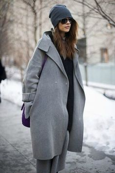 beautiful gray coat  - Shop The Top Online Women's Clothing Stores via http://AmericasMall.com/categories/womens-wear.html