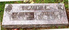 ROBISON / ELMORE___Maude M (Robison) Elmore (1888-1967) & Joel E Elmore (1888-1969)