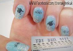 Class of 2013 nail tatts