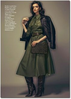 Editorial Yes, Sir in Io Donna Italy September 2012 9