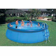 """Intex 18' x 48"""" Easy Set Swimming Pool"""