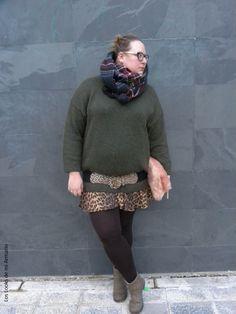 http://www.loslooksdemiarmario.com/2015/01/yo-nunca-y-mis-no-propositos-outfit.html  animal print, asos, blogger madrid, bufanda manta aliexpress, clutch furry pink, jersey oversize, look casual, los looks de mi armario, mis looks, personal shopper, primark, talla grande