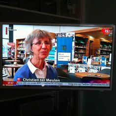 Naar aanleiding van de Collectiedag bij Archief Eemland verscheen vrijdag 24 oktober 2014 een item bij 'U vandaag' op RTV Utrecht. De opbrengst van de collectiedag is online te raadplegen op Het bewaren waard.