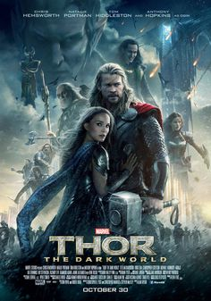 New trailer for Thor: The Dark World with Chris Hemsworth and Tom Hiddleston lays down the hammer! - Movie News | JoBlo.com