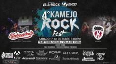 4to Kamejo Rock Fest (Villa de Cura) http://crestametalica.com/events/4to-kamejo-rock-fest-villa-de-cura/ vía @crestametalica