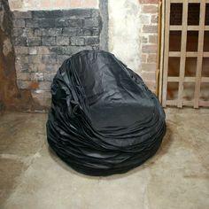 'Black Paper 37' armchair by Vadim Kibardin of Kibardindesign
