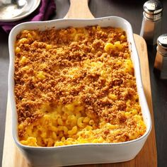Baked Mac and Cheese Mac And Cheese Recipe Baked Velveeta, Homemade Mac And Cheese Recipe Baked, Cheesy Mac And Cheese, Cheese Recipes, Macaroni And Cheese, Cooking Recipes, Cheddar Cheese, Pasta Recipes, Mac Cheese