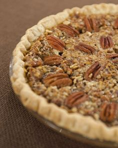 Next Thanksgiving - English Toffee Pecan Pie!  Can't wait!!!