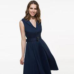 b466dd4e8e Women Vintage Dresses-Dress-SheSimplyShops Trendy Dresses