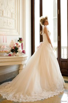 GORGEOUS WEDDING GOWNS 2013 &14 | Jillian 2013 Wedding Dresses — Sterlizia Bridal Collection | Wedding ...