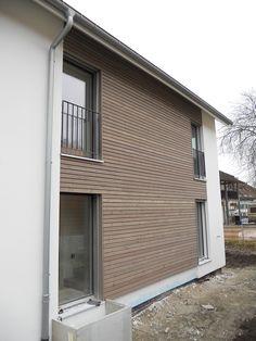 Putz Fassade Holzfassade Haus Planung Hausbau Ideen Renovierung Neue Häuser Bauen Gartenhaus Balkon