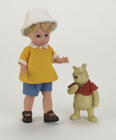 Christopher Robin and Winnie the Pooh