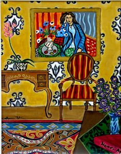 Room With Matisse