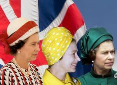 Diamond Jubilee: Queen Elizabeths Hats In Pictures