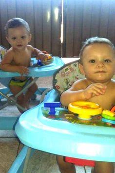 Gêmeos de 11 meses são assassinados pelo ex-namorado da mãe deles, em Goiás