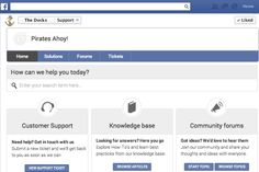 Facebook integration allows users of Freshdesk's In-Sync app to handle customer service via the social network
