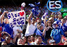 el salvador soccer fans - Google Search
