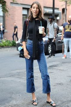 Cropped Flares -- Summer 2016 Trends