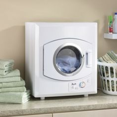 Best Small Micro Mini Electric Clothes Dryer Apartment