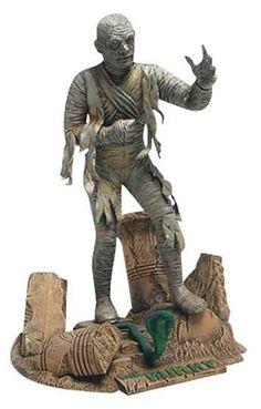 The Mummy - Aurora Corp. Scale Model Kit