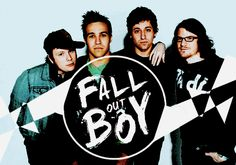 Say hello to Fall Out Boy, the pop-punk band that helped you get through your adolescence. | 19 Valuable Life Lessons You Learned From Pete Wentz