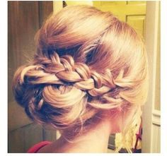 hair for prom?