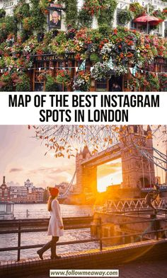 Map Of Best Instagram Spots In London | best places in London | things to see in London | cutest places in London | prettiest views in London | traveling London like a pro | take the best instagram photos in London | where to get the best pictures in London | tips for traveling in London | travel tips for London #london #traveltips #travelguide