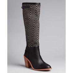 Loeffler Randall Tall Boots - Ellis ($248) ❤ liked on Polyvore