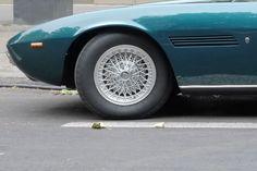 1969 - Maserati Ghibli SS