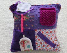 Fidget Cushion Sensory Activity Pillow by TheOwlTreeIreland