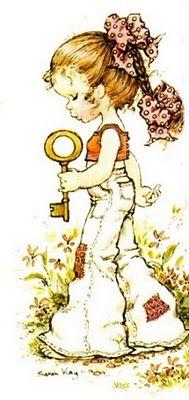 Sarah Kay es una ilustradora australiana que con algunos estudios de arte, empezó a hacer dibujos basada en lo que imaginaba como el mundo que quería para sus hijos Adam y Allison, un mundo simple …