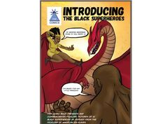 Introducing The Black Superheroes presents and commemorates 10 black superheroes as derived from the folklore of American Ex-slaves. This work was derived from Library of Congress American Ex-slaves archives gathered by the Federal Writer's Project during the 1930's, and Palmetto Country by Stetson Kennedy.