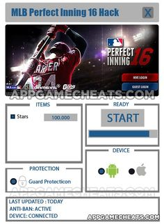 MLB Perfect Inning 16 Cheats, Hack, & Tips for Stars  #MLBPerfectInning16 #Simulation #Sports #Strategy http://appgamecheats.com/mlb-perfect-inning-16-cheats-hack-tips/