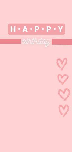 Instagram And Snapchat, Instagram Blog, Instagram Story Ideas, Instagram Quotes, Happy Birthday Love Quotes, Happy Birthday Posters, Happy Birthday Frame, Birthday Captions Instagram, Birthday Post Instagram