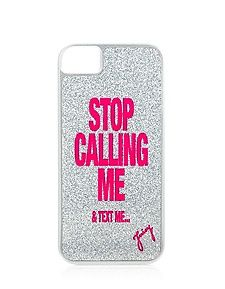 Juicy Couture Glitter iPhone 5 Case