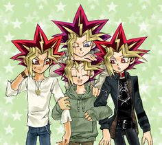 Yami Yugi (particularly from Season 0 and the early manga) is my favorite character. Sonic Fan Characters, Anime Characters, 4kids Tv, Yu Ki Oh, Yugioh Yami, Yami Yami, Cute Comics, Super Smash Bros, Akira