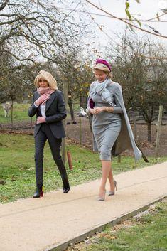 Fashion Details, Style Fashion, Denmark Fashion, Fashion Scarves, Royal Style, Duchess Kate, Royal Fashion, Matilda, Scarf Styles