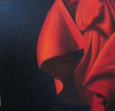 "Saatchi Art Artist Eva Hoffmann; Painting, ""RED"" #art"