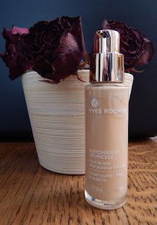 Yves Rocher Instant youthful effect foundation Beige 100