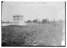Summit of Barlow's Knoll, Gettysburg