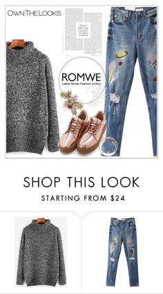 """romwe 6."" by igor89 ❤ liked on Polyvore featuring romwe"