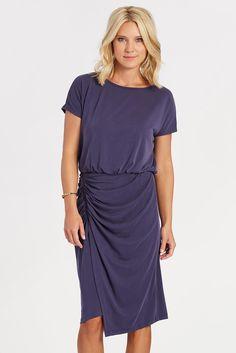ALLISON JOY Kelly Side Cinch Dress