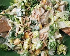 New Age Coronation Chicken Salad